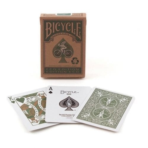 Cartas Eco Edition Bicycle Didacticos