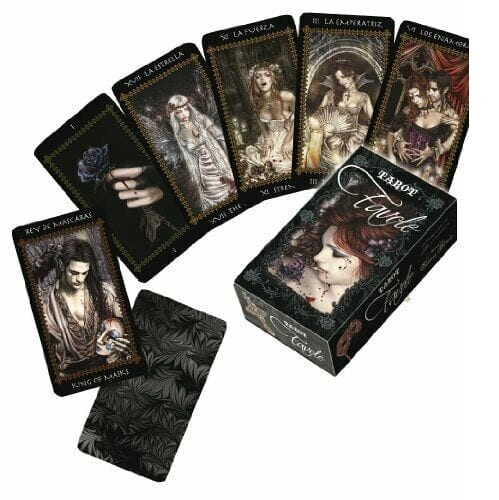 Cartas Tarot Favole Bicycle Esotérico Didacticos