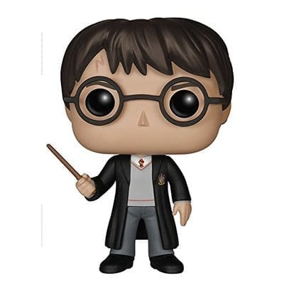 Figura Harry Potter Funko POP Harry Potter Fantasia