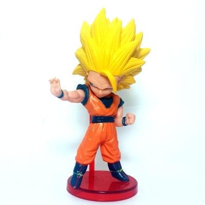 Figura Chibi Goku Banpresto WCF Dragon Ball Anime (Copia)