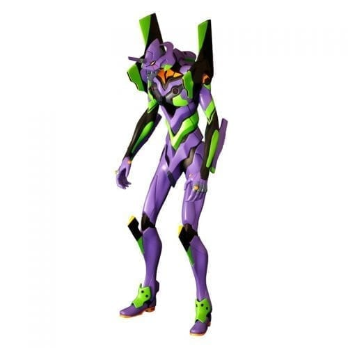 Figura EVA-01 Kaiyodo Evangelion Anime Test Type (Copia)