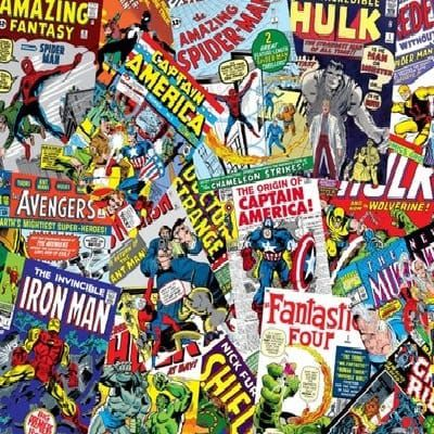 Revistilla Varias Marvel Comics Marvel