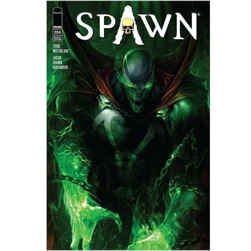 Revistilla Spawn Image Comics Spawn Terror #248