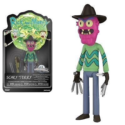 Figura Scary Terry Funko Rick and Morty Series