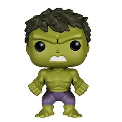 Figura Hulk Funko POP Avengers Age of Ultron Marvel