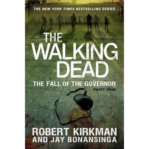 Libro The Fall of Gobernor The Walking Dead Series ENG