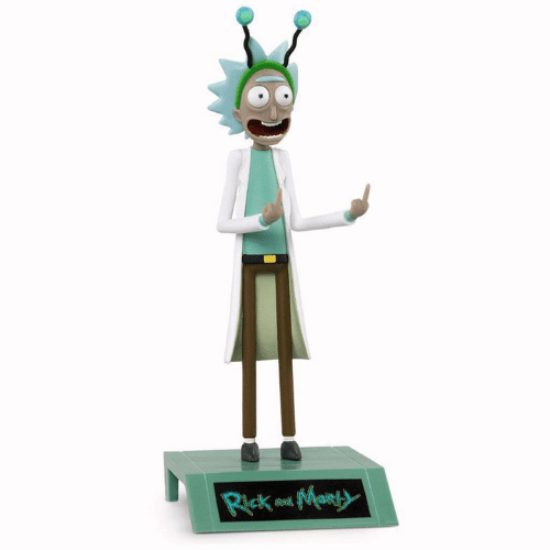 Figura Rick Sanchez PT Rick and Morty Series Peace Among Worlds Season 2 Episode 6