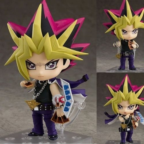 Figura Yami Yugi Good Smile Nendoroid Yu Gi Oh Anime 1069 High Quality Reproduction