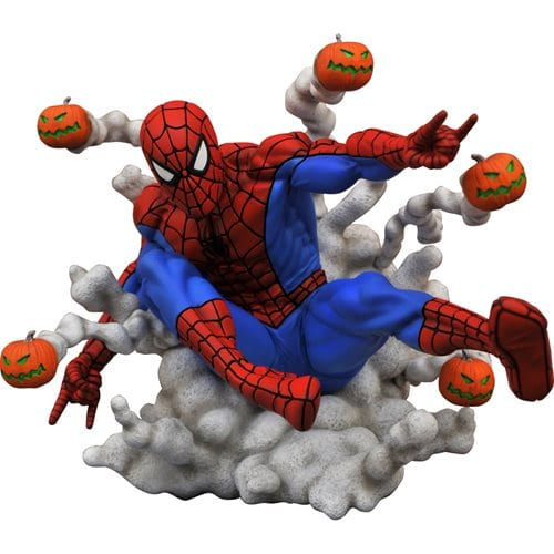 Estatuilla Spiderman Marvel Gallery Marvel Pumpink Bob
