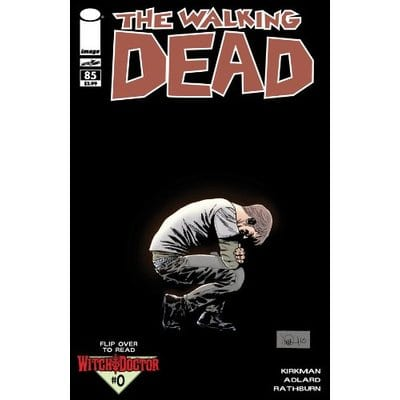The Walking Dead - Revistilla The Walking Dead All out War ENG