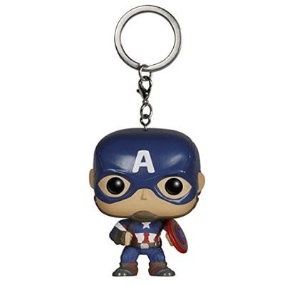 Avengers Age of Ultron - Llavero Funko POP Captain America