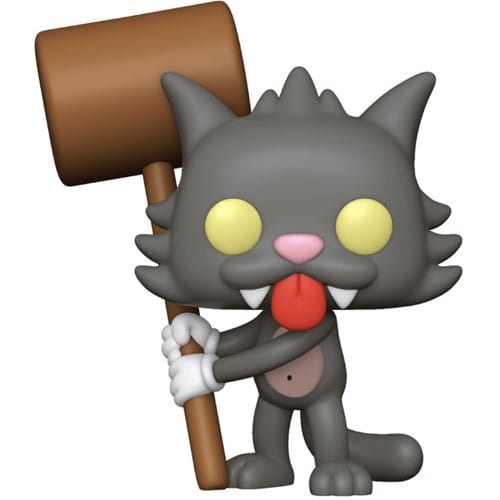 Figura Scratchy Funko POP Animados Gato Tom