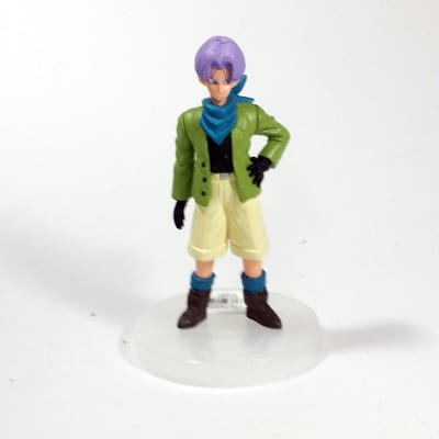 Dragon Ball - Figuta Base GT Trunks 5¨(Copia)