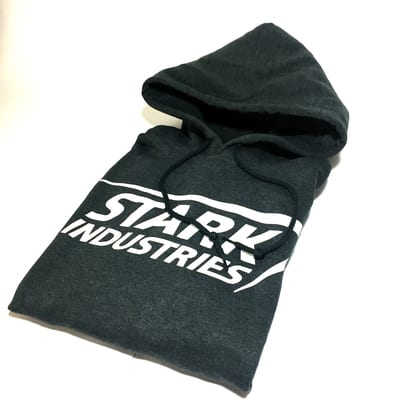Marvel - Hoodi TooGEEK  Stark Industries