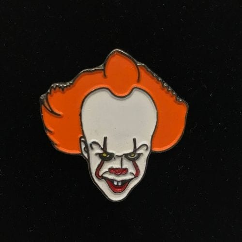It - Pin Metálico TooGEEK Pennywise 2017 Color